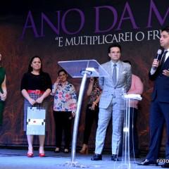 Pr. Samuel inaugura nova sede da AD Alpha