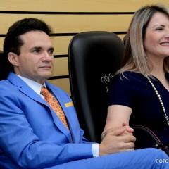Pastor Samuel e Pastora Keila visitam AD Brás Jd. Catarina