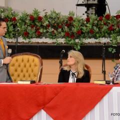 Reunião de Obreiros – 15/05/2016
