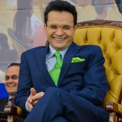 Parabéns, Pastor Samuel Ferreira