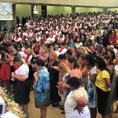 Dia de bênçãos na continuação do CIBEN 2016