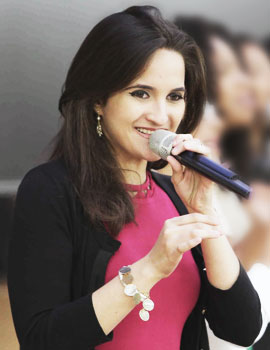 Ev. Marinna Ferreira